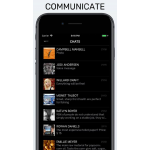 Dear friends! We are glad to announce the release of the Bright Guide messenger in the AppStore! It is a full-fledged messenger that works with the Voice Over screen reader .....