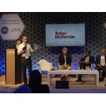 Сегодня мы выступили с презентацией на Fira Montjuïc в питч-сессии Digital Health & Wellness Summit 2018.....